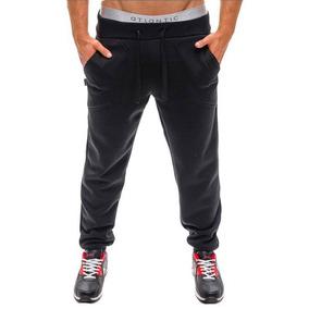 Joggers Hombre Baggy Casual Deportivo Gym Harlem Pantalon