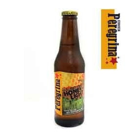 Cerveza Peregrina Honey Light Caja 16 Botellas 250 Ml
