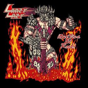 Crazy Lazy - ¡que Viva El Rock! Clear Lp Envio Gratis!!
