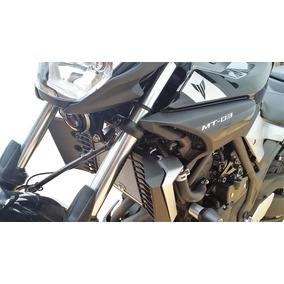 Protector De Radiador De Yamaha Mt03 / R3 Motoperimetro
