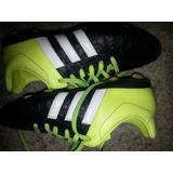 Zapatos adidas Futbol Tacos Niños T 33 1/2 Muy Poco Uso