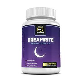 Dreamrite Natural Sleep Aid - Pastillas Para Dormir De Hierb