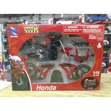 1:12 Honda Cbr 1000rr 2007 P Armar New Ray Moto