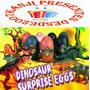 Coleção 12 Pç Dino Ovo Puzzle 3d Jurassic World Dinossauros