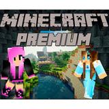 Minecraft Premium Original Privada Segura Y 100% Modificable