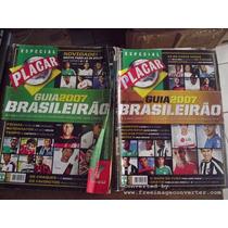 1 Revista Guia Placar Do Brasileirão 2007 2º Turno