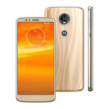 Smartphone Motorola Moto E5 Plus Xt1924 16gb 2gb Ram Ouro.