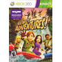 Kinect Adventures Kinect Xbox 360 Mídia Física Lacrado