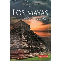 Los Mayas Vida Arte Y Cultura - Demetrio Sodi M. - Pan 5542