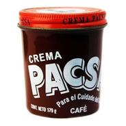 Crema Para Calzado Pacsa Color Cafe 170 Gramos