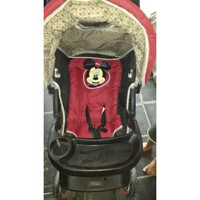 Cochecito Mickey Mouse Usado