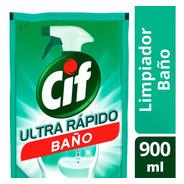 Cif Limpiador Liquido Baño Doypack X 900 Ml