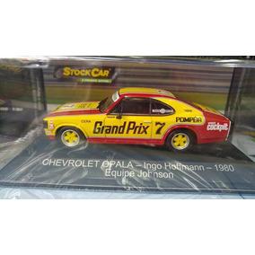 Miniatura Stock Car Opala Ingo Hofman 1/43 Brasil Ixo Brasil