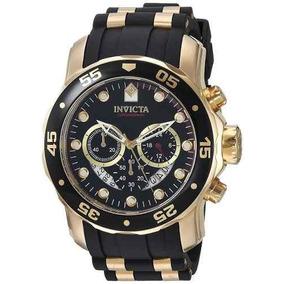 6b09c84d764 Relogio Invicta Preto Pro Diver - Relógios no Mercado Livre Brasil