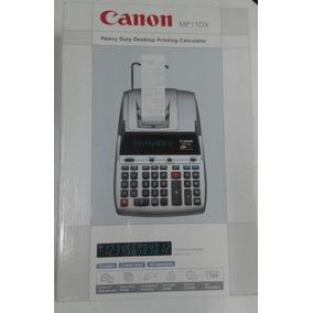 Calculadora Canon Mp11dx 12 Dígitos