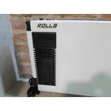 Estufa Rolls Turbo Funciona Perfecto ( R413)