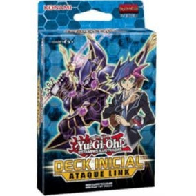 Yu-gi-oh Deck Inicial: Ataque Link