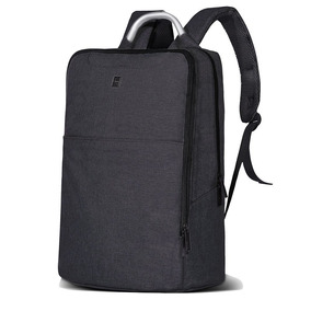 Cheston Slim Computer Backpack, Business Backpack Wi -negro