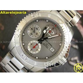 Relógio Longines Hydro Conquest Automatico Cronó L3.673.4