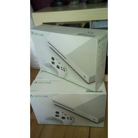 Xbox Branco S 500gb - Pronta Entrega! Promoção