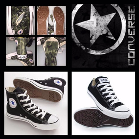 Zapatillas All Star Chuck Taylor Altas Bjas Consultar Color