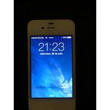 Iphone 4 Perfecto Estado Ipod Touch+ Lente De Regalo