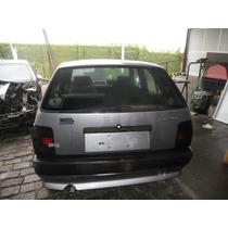 Sucata Fiat Tipo 2.0 8v Slx Rodas Motor Cambio Acabamentos