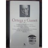 Libros Grandes Pensadores De Gredos Ortega Y Gasset