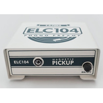Pré Amplificador Phono Toca Discos E.r. Pires Elc 104 - Novo