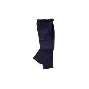 2 Pantalon Escolar O De Vestir Azul Marino.
