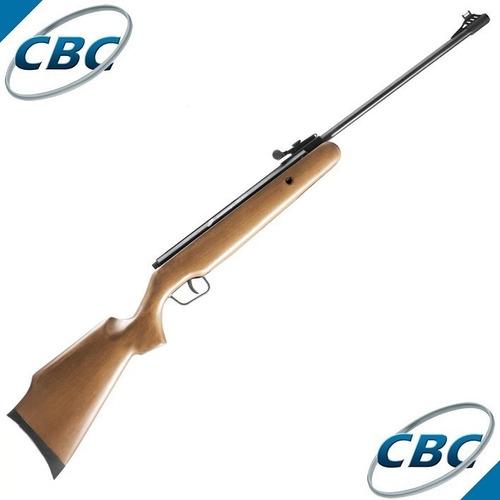 Carabina De Pressão Montenegro Cbc F22 B12-6 5,5mm - Madeira