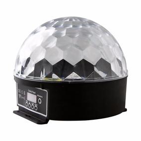 Esfera De Luz Rgb Adioritmica Crystal Ball