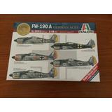 Italeri German Aces Fw-190 A 1/48