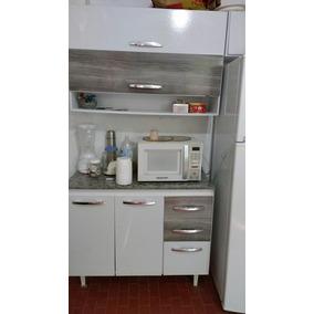Armário De Cozinha E Guarda Roupa