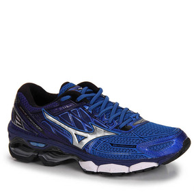Tênis Running Masculino Mizuno Wave Creation 19 - Azul