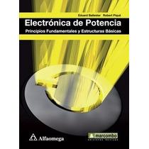 Libro:electronica De Potencia