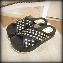 Sandalias Zapatos Gomon Cuero Primavera Verano 2017 Savage
