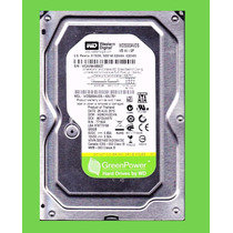 Hd 500gb Sata 3gbs Western Digital 7200rpm