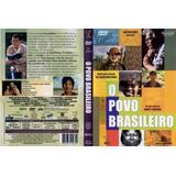 Dvd Duplo - O Povo Brasileiro - Darcy Ribeiro