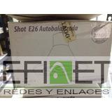 Efi- L-6135-0- Lampara Shot E26 Autobalastrada