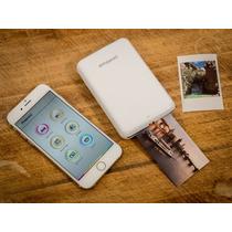 Impresora Polaroid Zip Mobile Fotos Portatil Bluetooth Print
