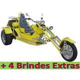 Projeto De Fazer Triciclo Motorizado Passo A Passo