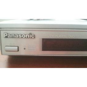 Dvd Panasonic Modelo S27 Con Control Remoto. Usado