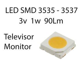 Led Smd 3535 3537 Repuesto Backlight Cinta Led Televisor