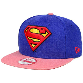Gorra De Superman New Era en Mercado Libre México 0c3e967769f