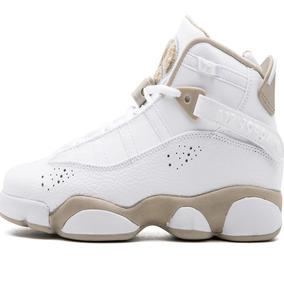 Tênis Nike Air Jordan 6 Rings 13 Retro Vl Xlll Feminino Novo