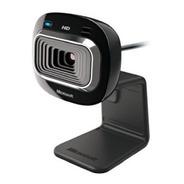Cámara Web Microsoft Lifecam Hd-3000, Hd 720p, Panorámica