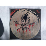 Metallica One Picture Disc Vinil Vinyl Acetato Lp