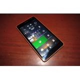 Microsoft Lumia 535 Camara 5mp- 5 Pantalla C/protector Negro
