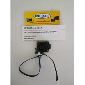 Placa Teclado Funções Un39fh5003 Bn41-01899b Cód J014